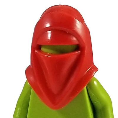 Minifig Royal Guard Helmet - Red - Headgear