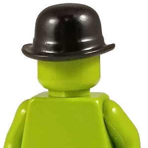 Minifig Bowler Hat - Headgear