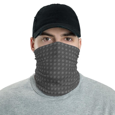 Brick Forces Black Brick Neck Gaiter - Printful Clothing