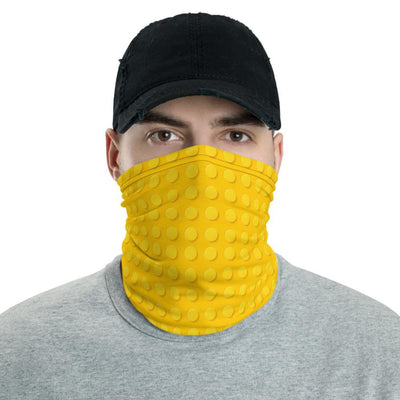 Brick Forces Yellow Brick Neck Gaiter