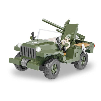 COBI 37 mm GMC M6 Fargo Jeep (250 Pieces) - Vehicles