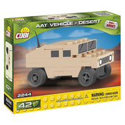 COBI AAT HMMWV Desert MICRO (42 Pieces) - Vehicles