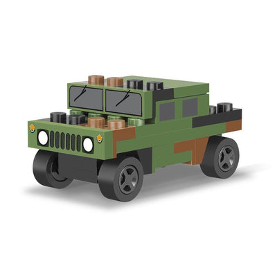 COBI AAT HMMWV Jungle MICRO (42 Pieces) - Vehicles