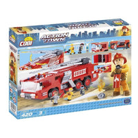 COBI Airport Fire Truck (420 Pieces) - Vehicles