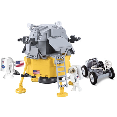 COBI Apollo 11 Lunar Module (380 Pieces) - Vehicles