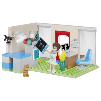 COBI At The Vet (100 Pieces) - Sets