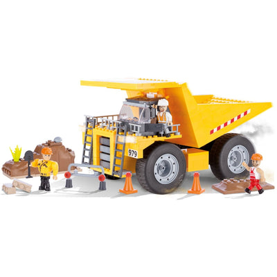 COBI Big Tipper (300 Pieces) - Vehicles
