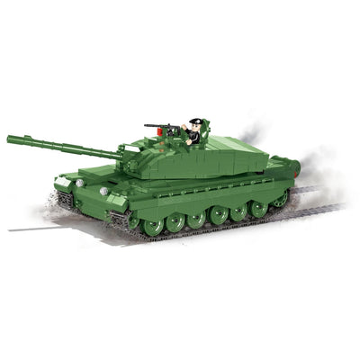 COBI British Challenger 2 Tank (625 Pieces) - Tanks