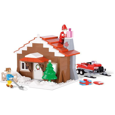 COBI Christmas Time Set (220 Pieces) - Buildings