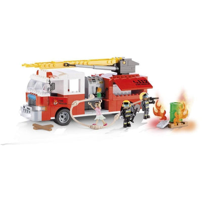 COBI Fire Brigade Truck (300 Pieces) - Vehicles