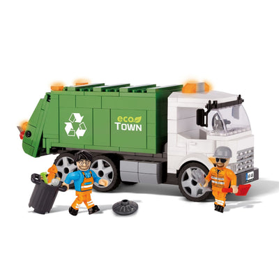 COBI Garbage Truck (200 Pieces) - Vehicles