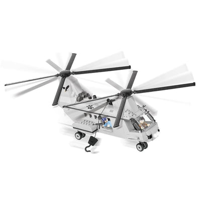 COBI Heavy Transport Helicopter (310 Pieces) - Helicopters