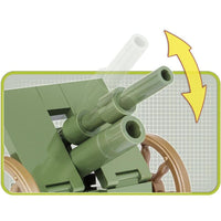 COBI Howitzer 100mm (50 Pieces) - Artillery
