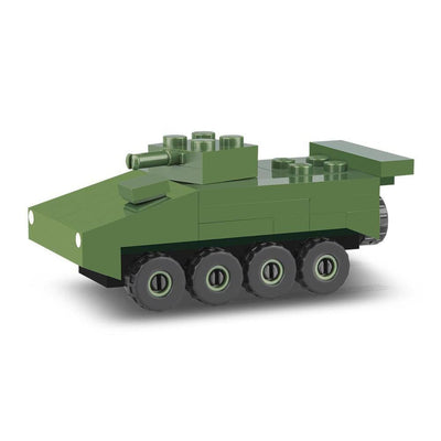 COBI LAV III APC MICRO (56 Pieces) - Tanks