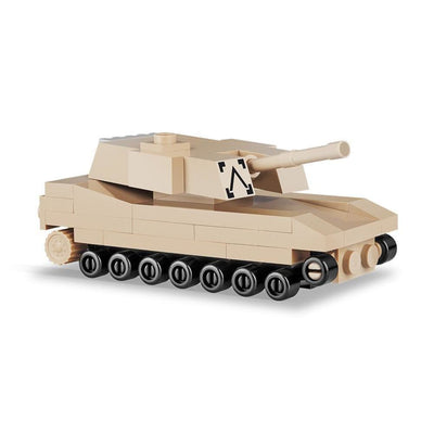 COBI M1 Abrams MICRO (77 Pieces) - Tanks