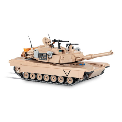 COBI M1A2 Abrams Tank (810 Pieces) - Tanks