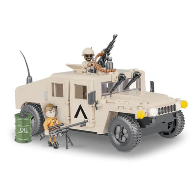 COBI Military HMMWV - Desert Sand (300 Pieces) - Vehicles