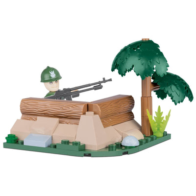COBI Minifig Watch Post Set (60 Pieces) - Dioramas