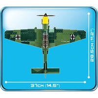 Cobi Minifig World War II Junkers Ju-87B Stuka (370 Pieces) - Airplanes