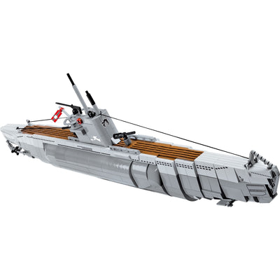 Cobi Minifig World War II U-boat U-48 VII B (800 Pieces) - Ships