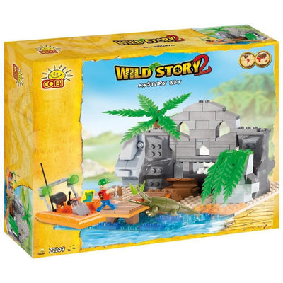 COBI Mystery Bay 2 Set (200 Pieces) - Buildings