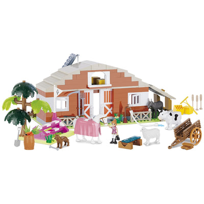 COBI On The Ranch Set (350 Pieces) - Sets