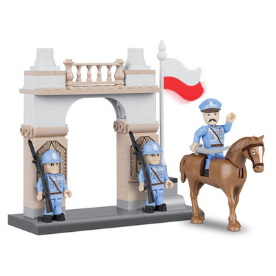 COBI Polish Independence Set (105 Pieces) - Dioramas