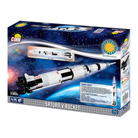 COBI Saturn V Rocket (415 Pieces) - Vehicles