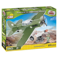 COBI Surface To Air Missile Mission (140 Pieces) - Airplanes