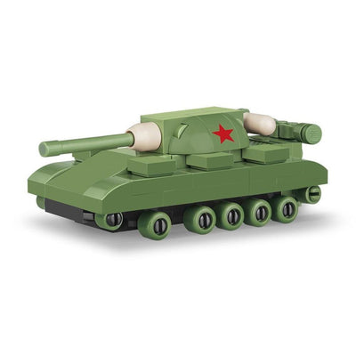 COBI T-54 Tank MICRO (74 Pieces) - Tanks