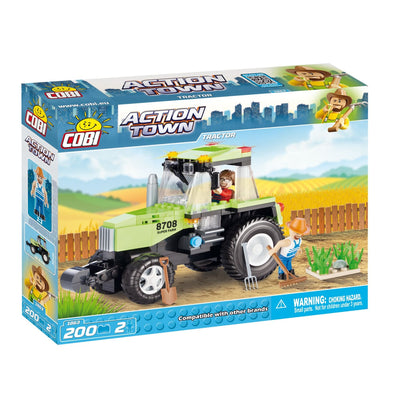 COBI Tractor Set (200 Pieces) - Vehicles