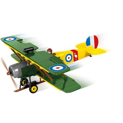 COBI World War I AVRO 504K Biplane (230 Pieces) - Airplanes