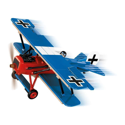 COBI World War I Fokker D.VII Biplane (219 Pieces) - Airplanes