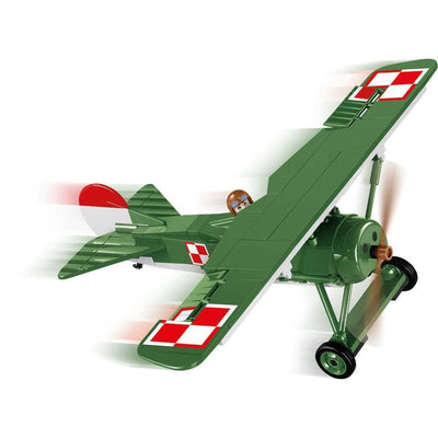 COBI World War I Fokker E.V (D.VIII) 2 in 1 Airplane (155 Pieces) - Airplanes