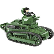 COBI World War I Renault FT-17 Tank (375 Pieces) - Tanks