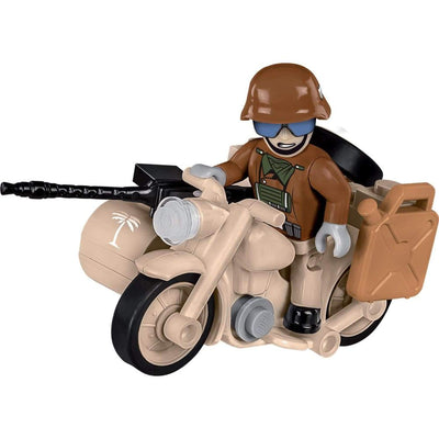 COBI 1942 BMW R75 Sahara (50 Pieces) - Motorcycles
