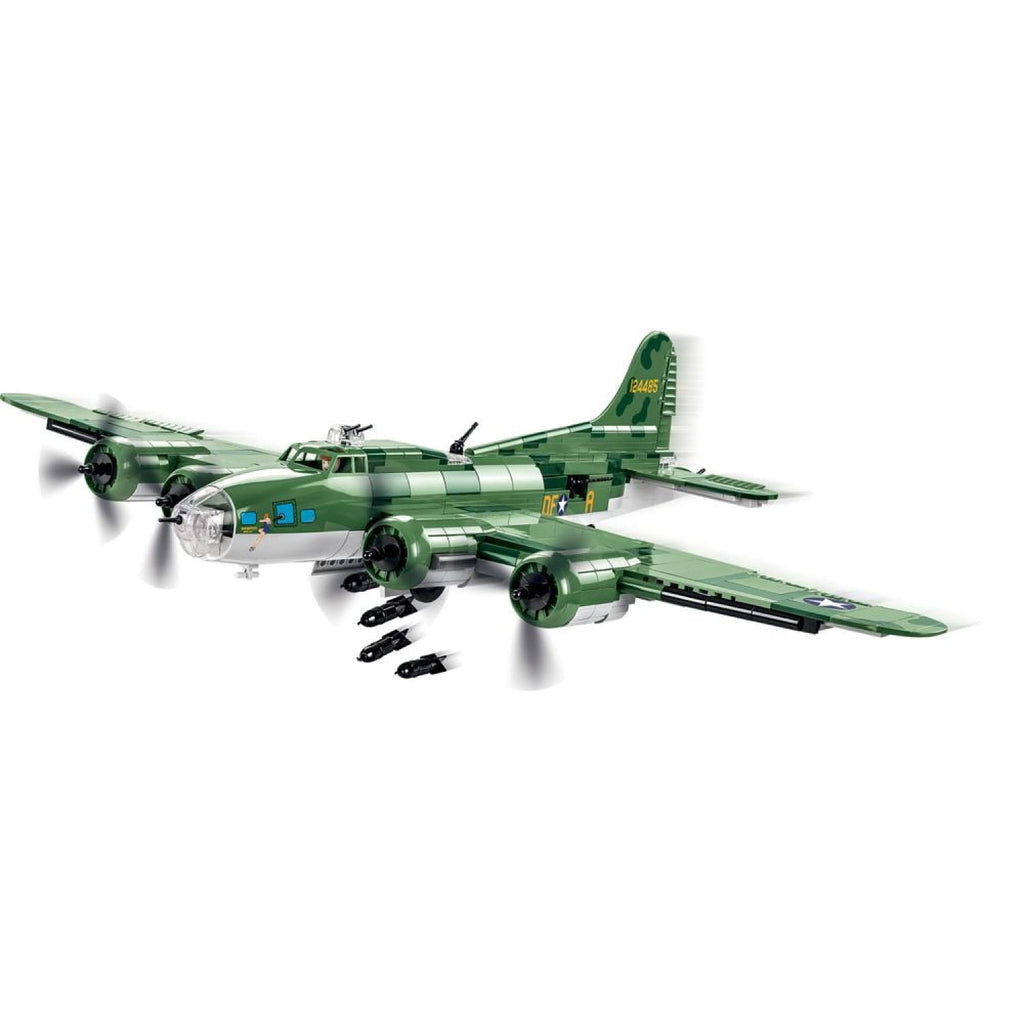 COBI World War II Boeing™ B-17F Memphis Belle™ (900 Pieces) - Airplanes