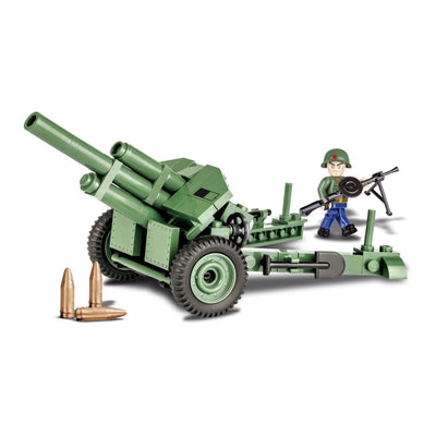 COBI World War II Howitzer M-30 (100 Pieces) - Artillery