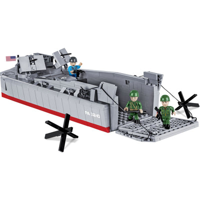 COBI World War II LCVP - Higgins Boat (510 Pieces) - Ships