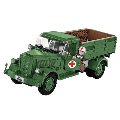 COBI World War II Mercedes-Benz L 3000 S (305 Pieces) - Vehicles