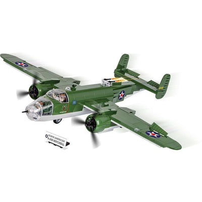 COBI World War II North American B-25 Mitchell (500 Pieces) - Airplanes