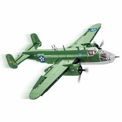 COBI World War II North American B-25B Mitchell (725 Pieces) - Airplanes