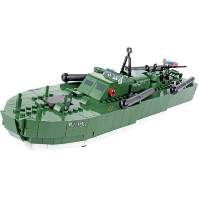COBI World War II Torpedo Boat PT-109 (480 Pieces) - Ships
