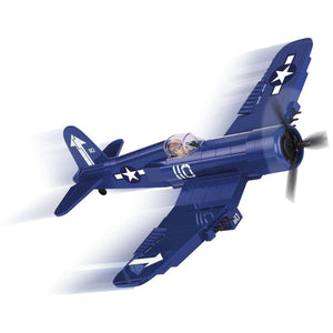 COBI World War II Vought F4U Corsair (245 Pieces) - Airplanes