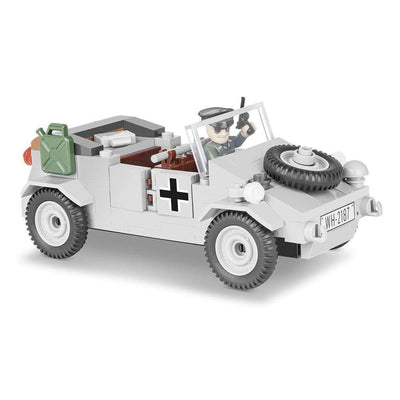 COBI World War II VW Kübelwagen typ 82 (150 Pieces) - Vehicles