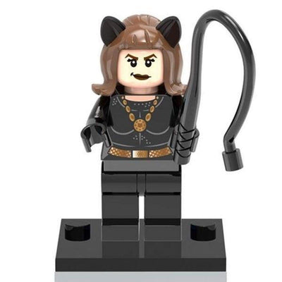 Minifig 1960s Cat Lady - Minifigs