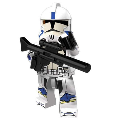 Minifig 501 Elite Space Trooper - Minifigs