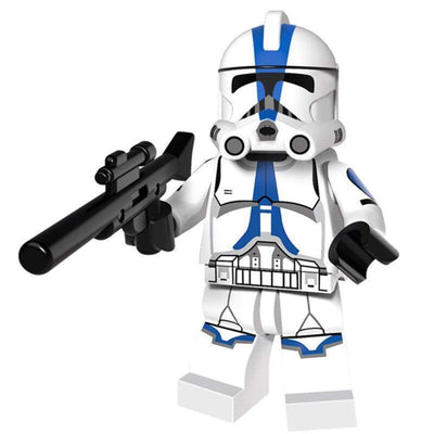 Minifig 501 Space Trooper - Minifigs