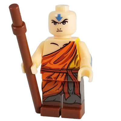 Minifig Aang - Minifigs