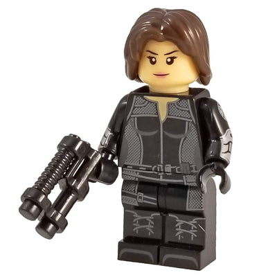 Minifig Agent Daisy - Minifigs